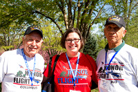 Honor Flight Columbus 2015